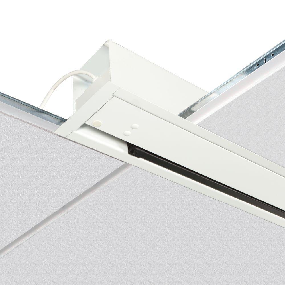 Projecta Descender Electrol 290 beépíthető oldalfeszített vetítővászon (290 x 163)