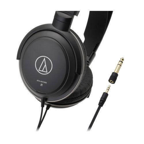 Audio Technica ATH-AVC200 zárt fejhallgató közeli
