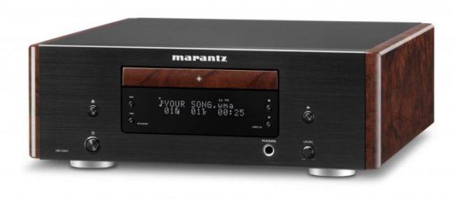 A Marantz kibővíti a MusicLink sorozatot az új HD-CD1 Premium CD-lejátszóva fekete