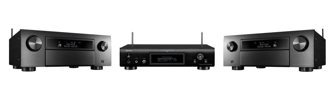 Denon AVR-X550BT házimozi erősítő  cef6034216