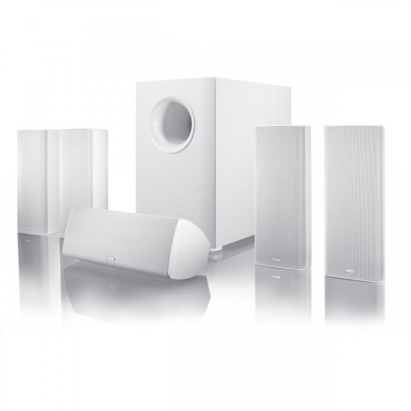 Canton MOVIE 365 házimozi hangfalszett fehér