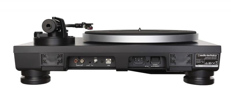 Audio Technica AT-LP5 hátulja