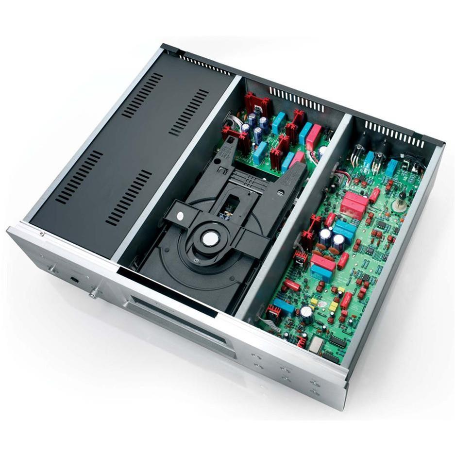 Vincent Audio CD-S1.2 Audiophile elektroncsöves HDCD CD lejátszó + DAC belseje
