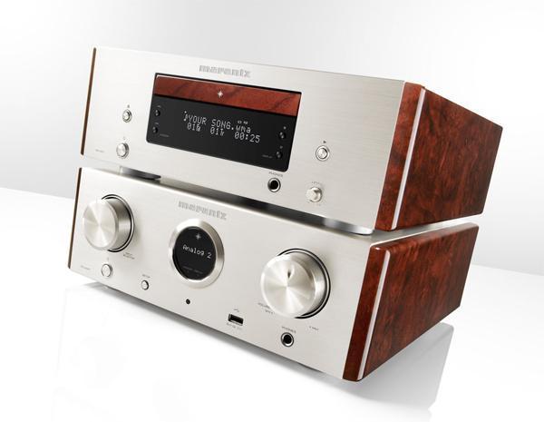 A Marantz kibővíti a MusicLink sorozatot az új HD-CD1 Premium CD-lejátszóva feher