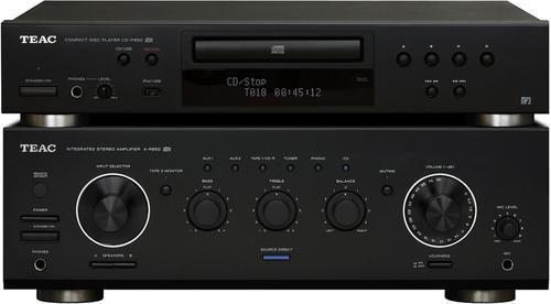 Teac A-R630MKII sztereo erosito + Teac CD-P650 CD lejátszo szett