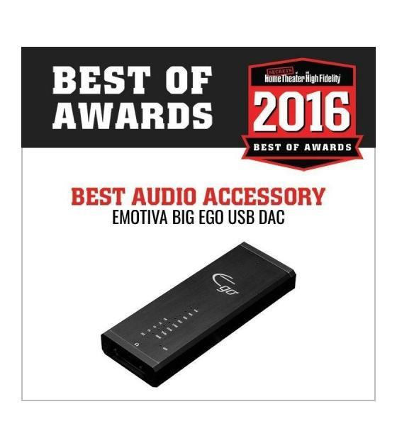 Emotiva Big Ego 32 BIT 384K hordozható USB DAC-low
