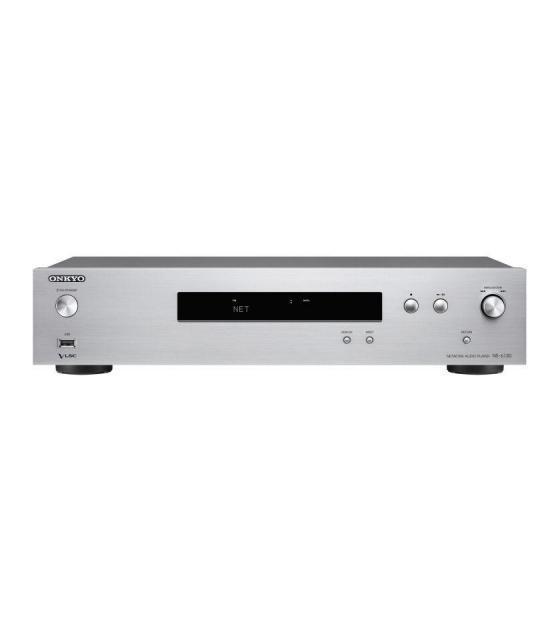 Onkyo NS-6130 hálozati audio lejátszo ezust