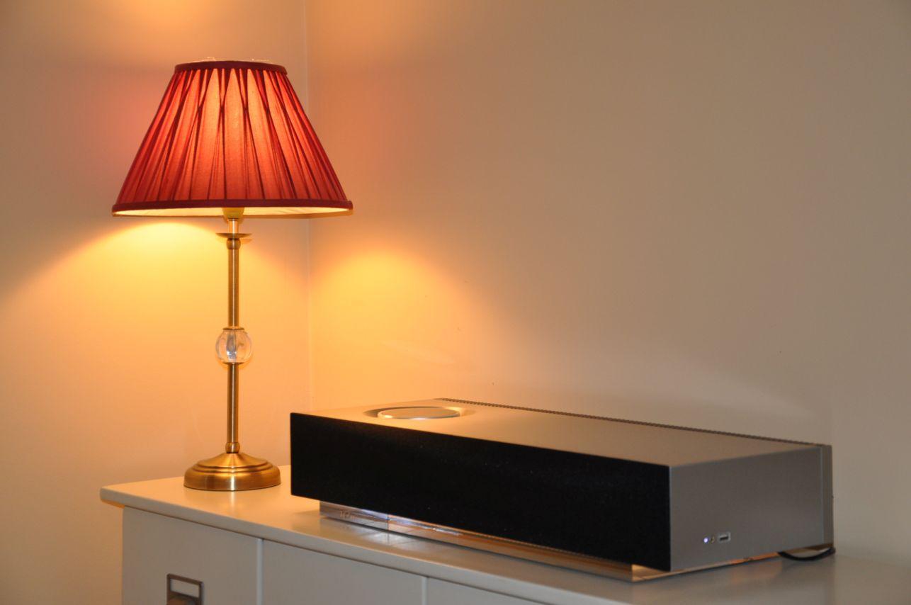 Naim Mu-so High-End vezeték nélküli hi-fi rendszer