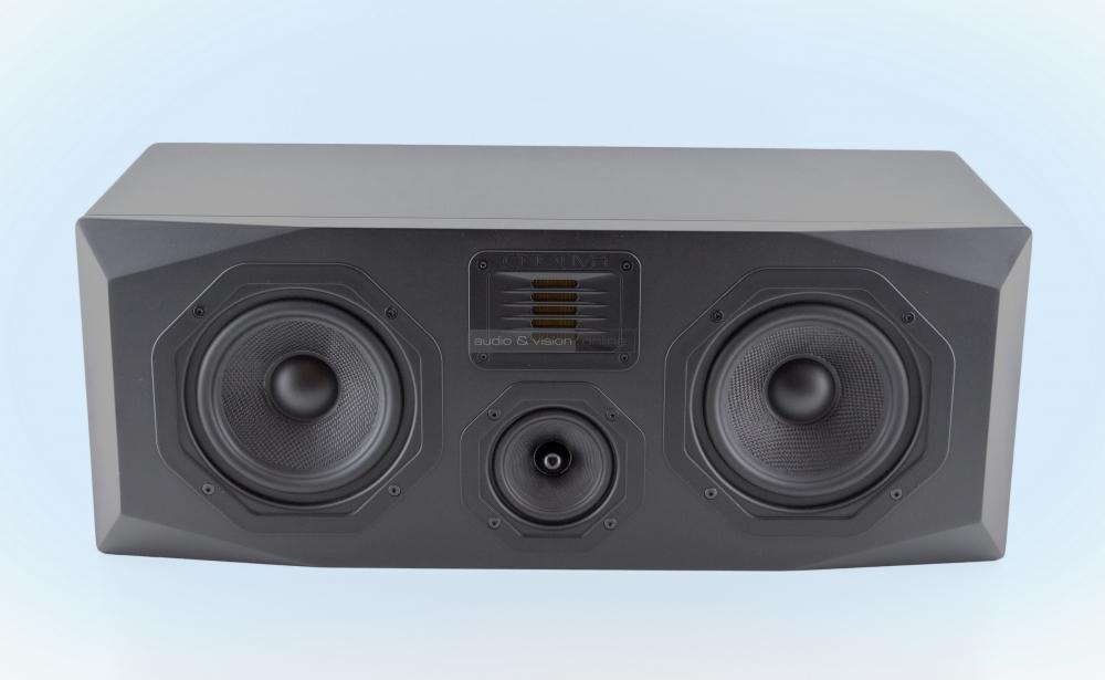 Emotiva Airmotiv T1 házimozi hangfalszett teszt / audio&vision online