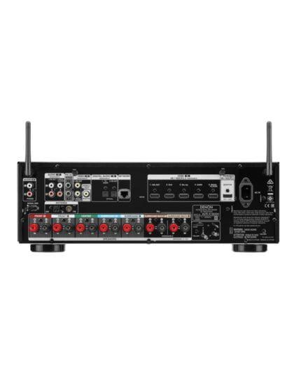 Denon AVR-X1600H 7.2 házimozi erősítő