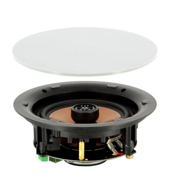 Artsound HPRO650BT Bluetooth-os mennyezetbe épithetö hangsugárzo pár grill