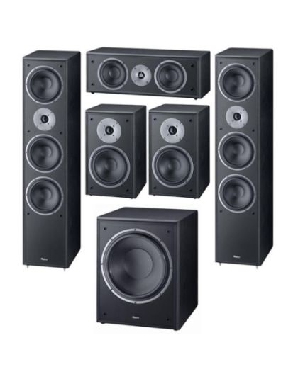 Magnat Monitor Supreme 1002 5.1 házimozi hangfalszett Black Friday Akció