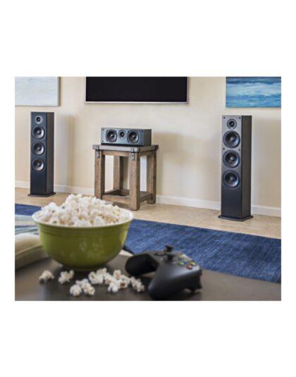Denon AVR-X250BT házimozi erősítő + Polk Audio T50 5.0 házimozi hangfalszett