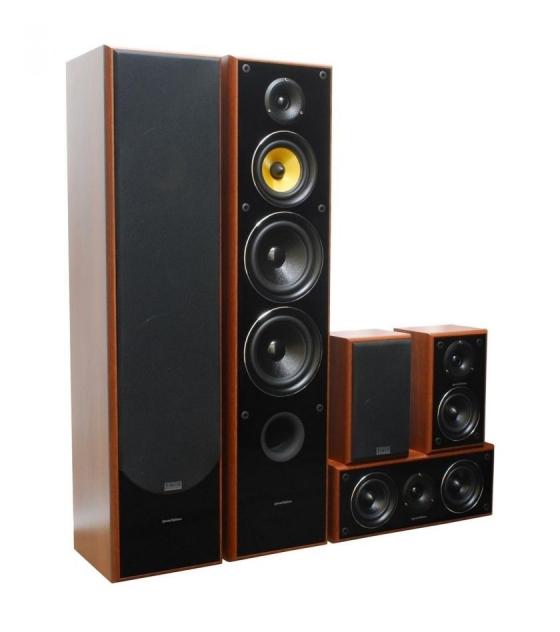 Taga Harmony TAV 606 SE 5.0 házimozi hangfalszett dio