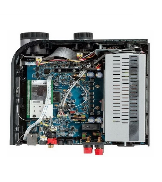NAD D 3045 hibrid digitális erősítő szetszedve