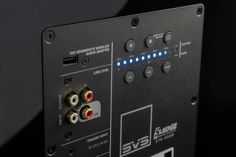 SVS PB-2000 Pro Dual aktív mélyláda SVS PB-2000 Pro Dual aktív mélyláda SVS PB 2000 Pro akt  v m  lyl  da panel