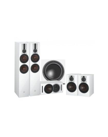 Dali Opticon 6 5.1 házimozi hangfalszett + ajándék Dali Sub E-12F